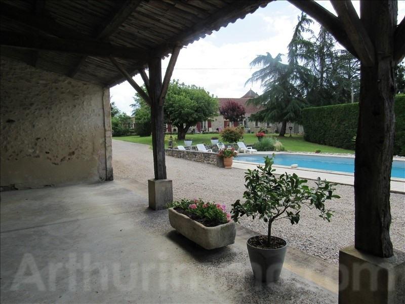 Sale house / villa St sauveur 495000€ - Picture 7