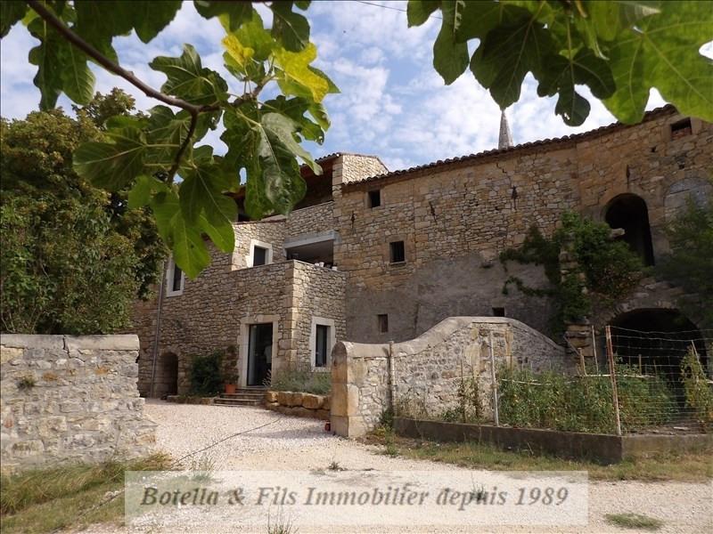 Immobile residenziali di prestigio casa Barjac 535000€ - Fotografia 1