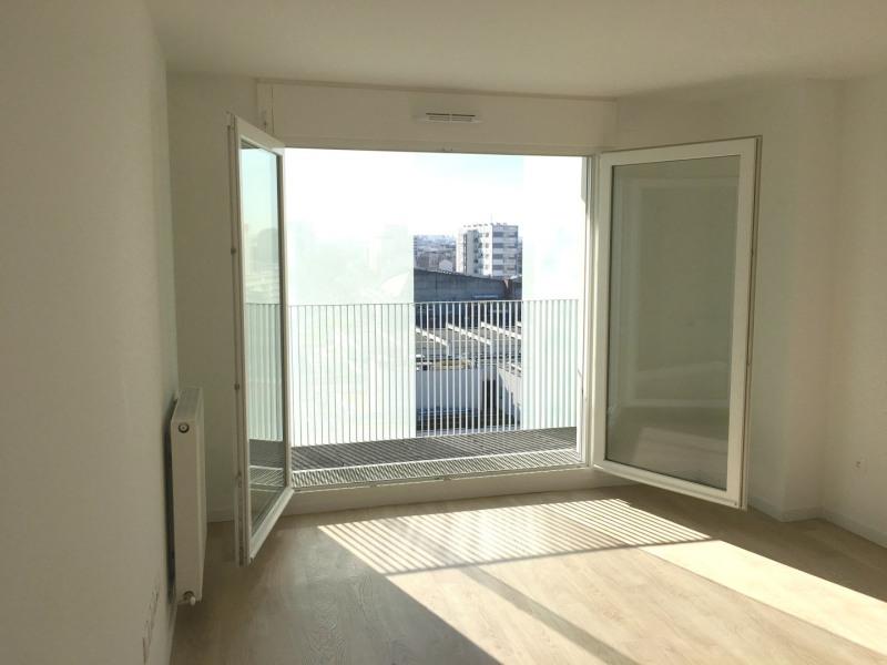 Rental apartment Asnières-sur-seine 990€ CC - Picture 1