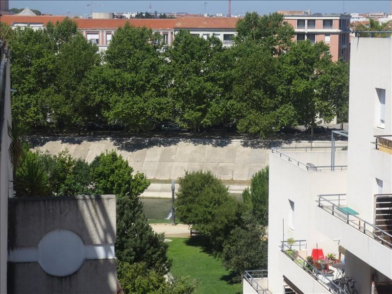 Verkoop  appartement Montpellier 107000€ - Foto 1