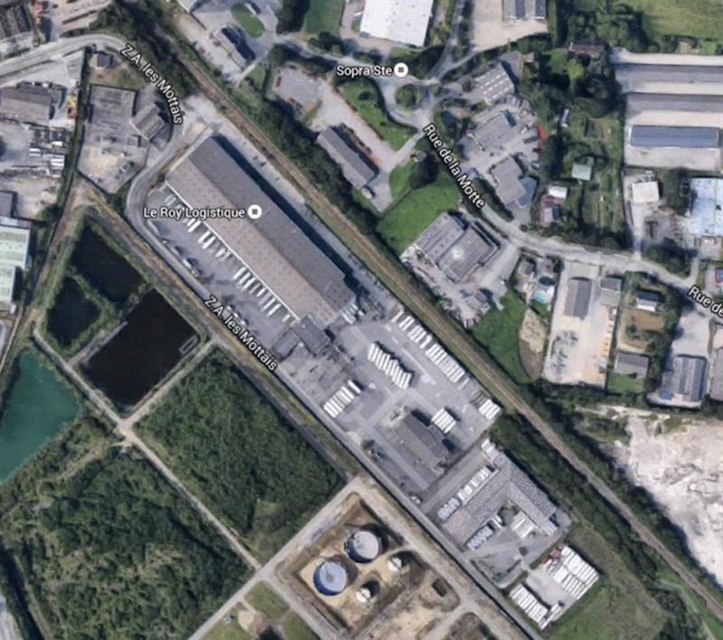 Vente Local d'activités / Entrepôt Vern-sur-Seiche 0