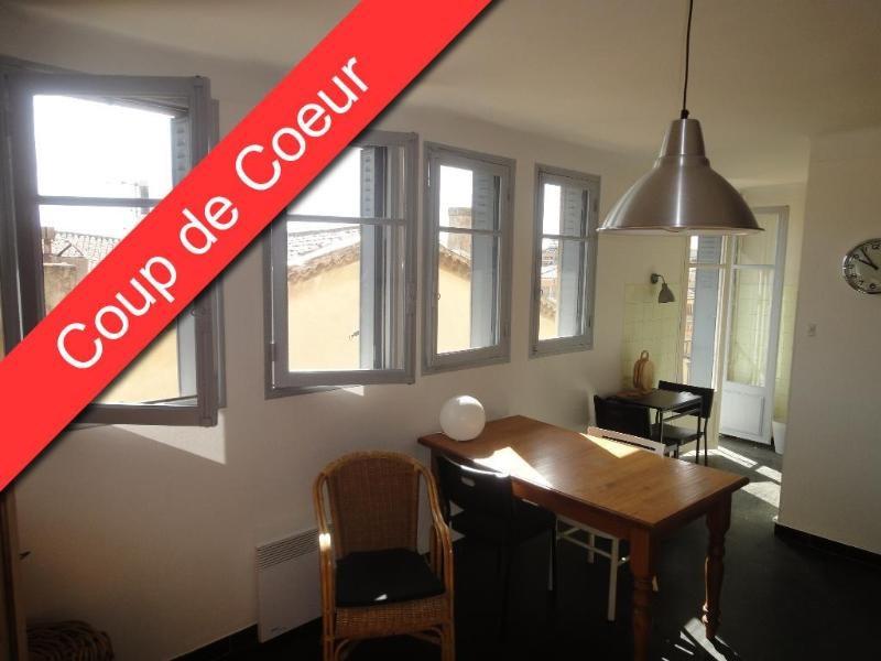 Rental apartment Aix en provence 487€ CC - Picture 1