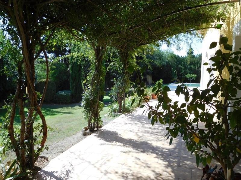 Vendita casa Carpentras 549000€ - Fotografia 7
