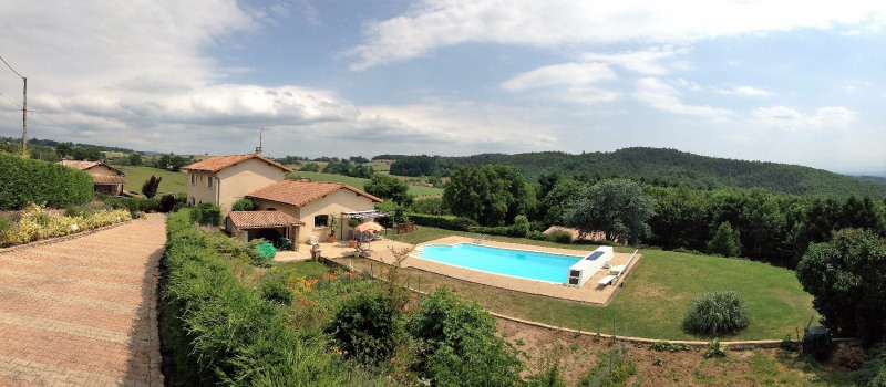 Sale house / villa Bussieres 292 000€ - Picture 1