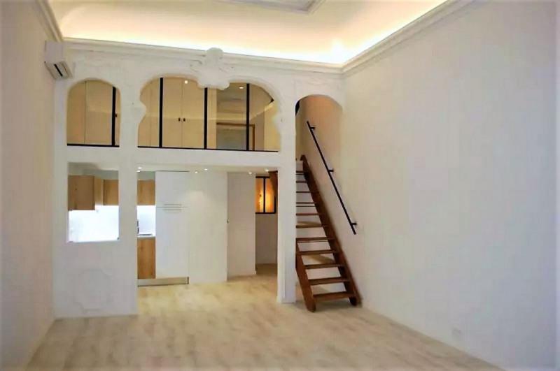 Revenda apartamento Nice 430000€ - Fotografia 2