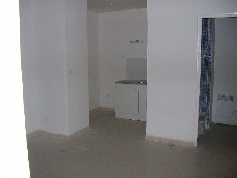 Rental apartment Nimes 330€ CC - Picture 1