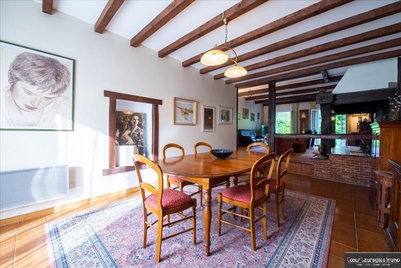 Sale house / villa Dremil lafage 429500€ - Picture 6
