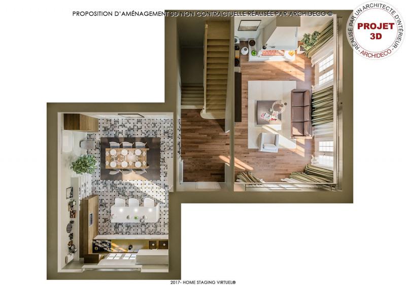 Vente maison / villa Althen des paluds 335000€ - Photo 6