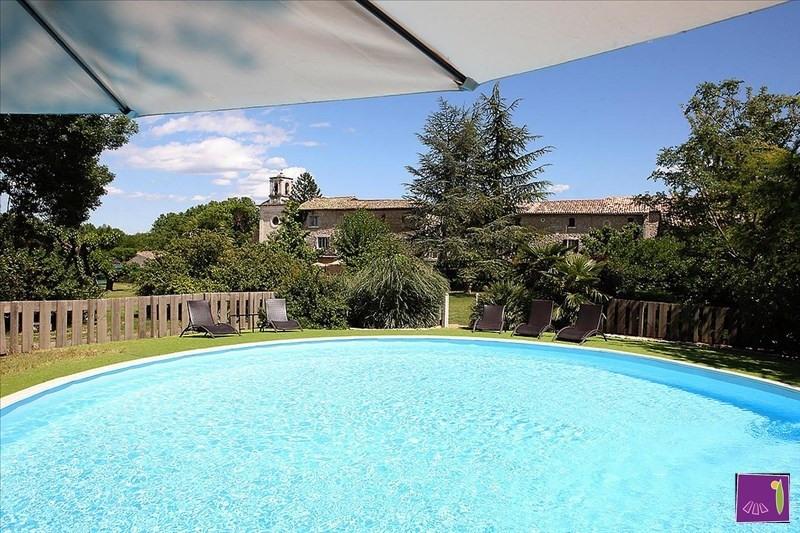 Immobile residenziali di prestigio casa Barjac 945000€ - Fotografia 2