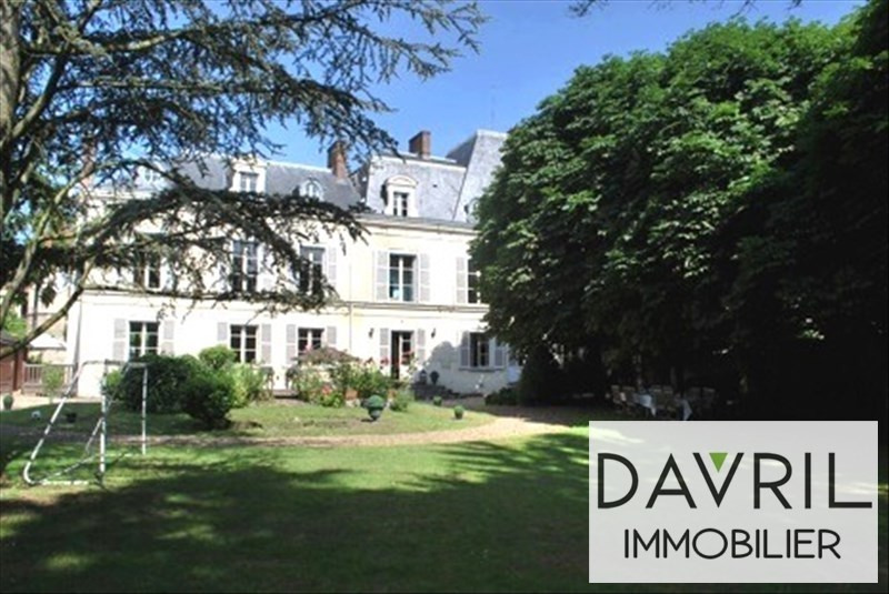 Deluxe sale house / villa Andresy 1 048 000€ - Picture 1