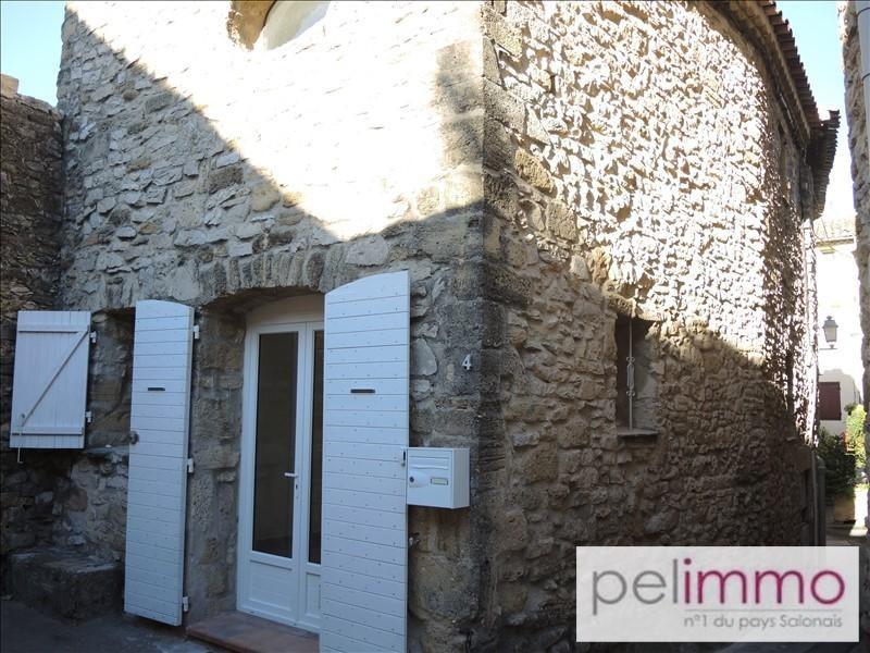 Vente maison / villa Lancon provence 136500€ - Photo 1