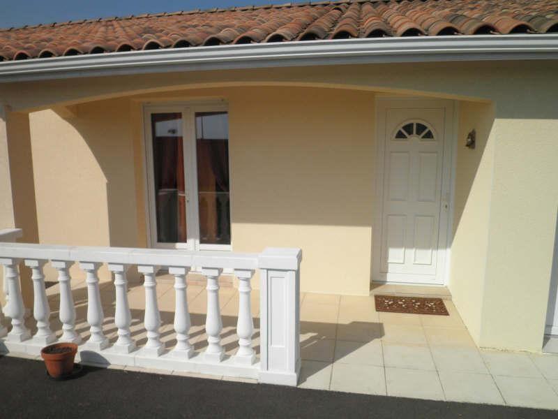 Location maison / villa Villejoubert 668€ CC - Photo 3