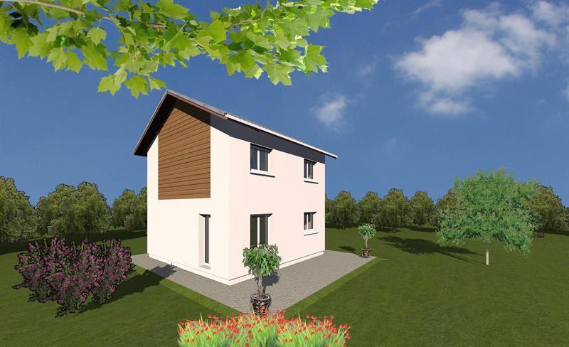 Maison  4 pièces + Terrain 500 m² Saint-Pierre-de-Curtille par socopa