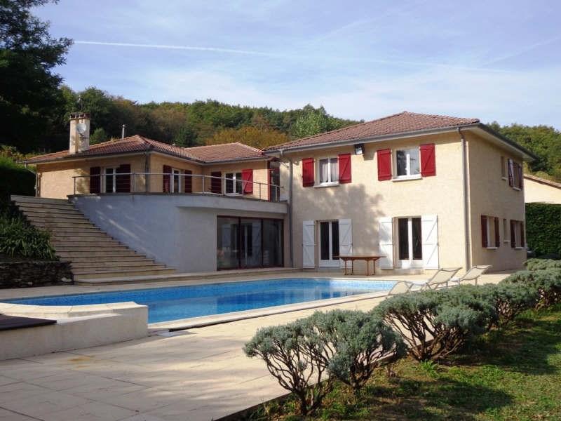 Vente maison / villa St romain en gal 499000€ - Photo 1