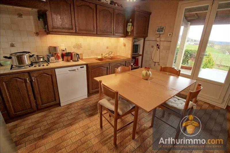 Vente maison / villa Diemoz 345000€ - Photo 8