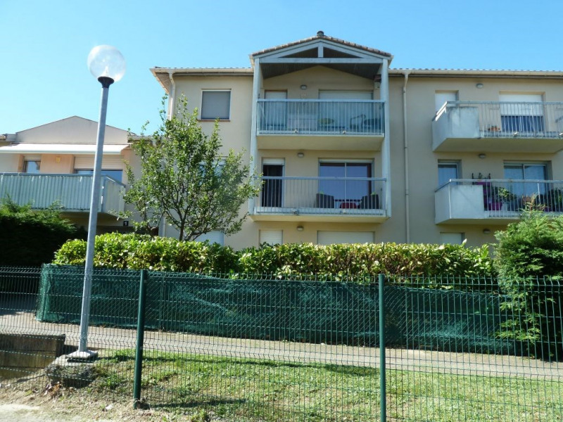 Rental apartment Ramonville-saint-agne 530€ CC - Picture 1