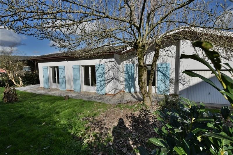 Sale house / villa Arbus 150000€ - Picture 1
