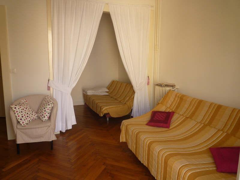 Rental apartment Nice 655€ CC - Picture 2
