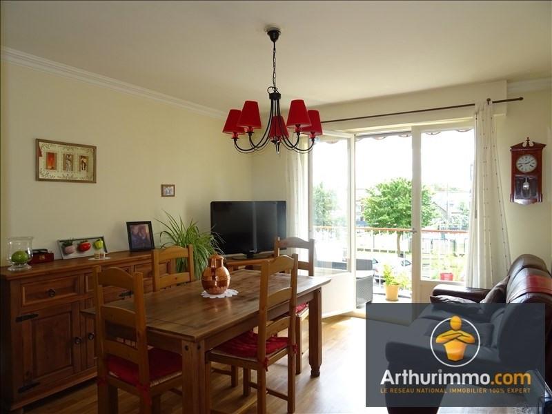 Sale apartment St brieuc 69200€ - Picture 2