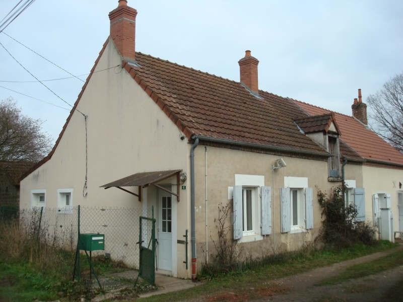 Location maison / villa St parize le chatel 460€ CC - Photo 1