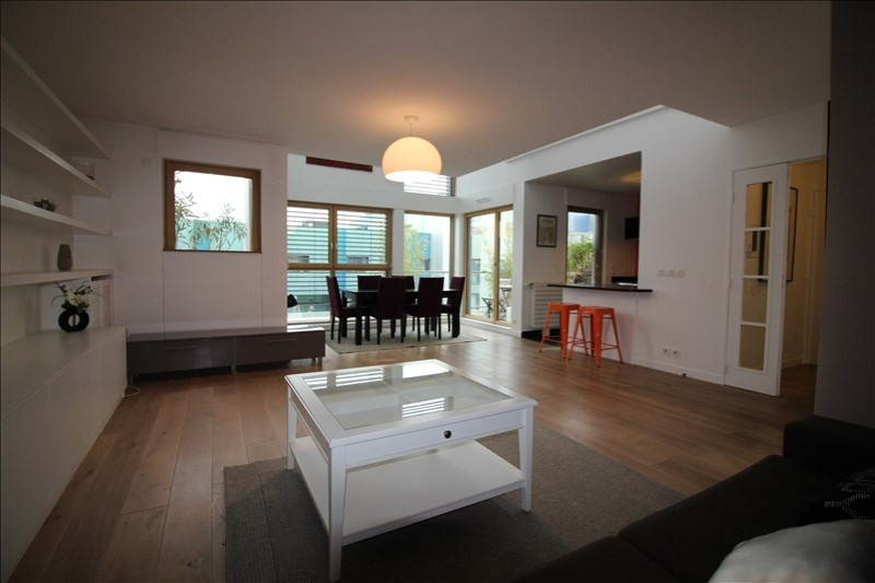 Rental apartment Boulogne billancourt 3 050€ CC - Picture 1