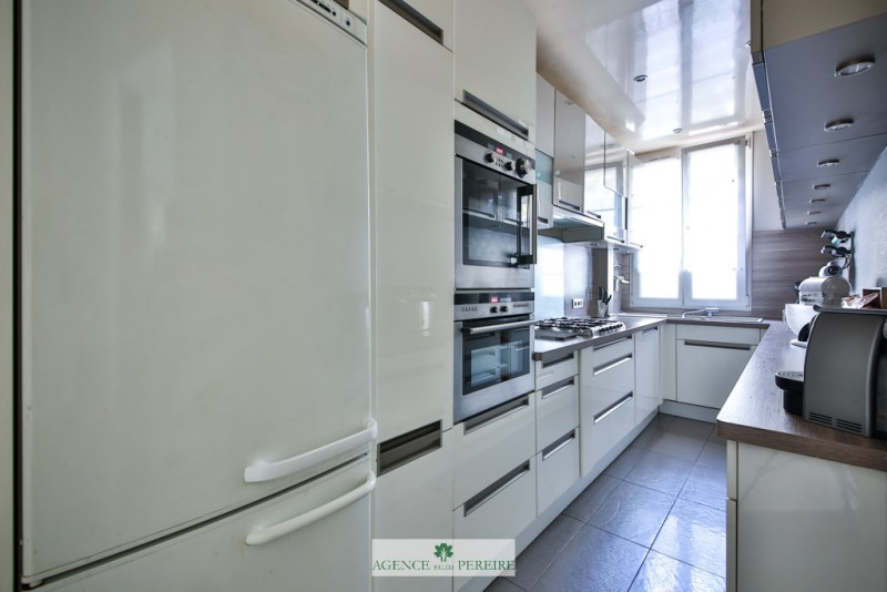 Vente de prestige appartement Paris 17ème 1 200 000€ - Photo 6
