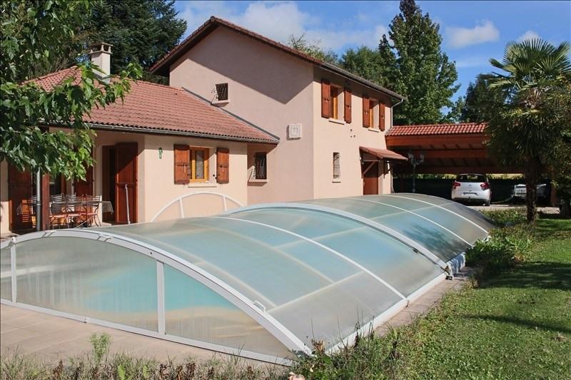 Sale house / villa Vaulnaveys le haut 420000€ - Picture 1