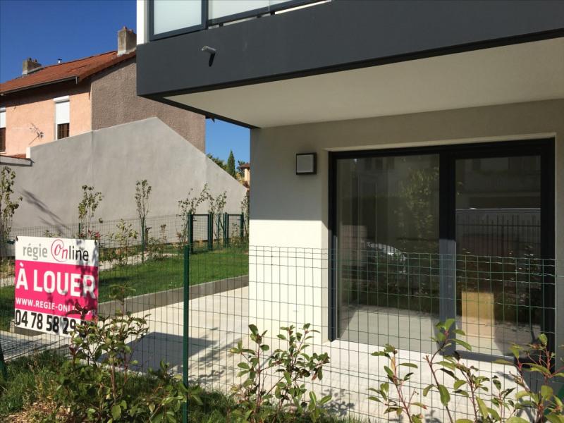出租 公寓 Villeurbanne 865€ CC - 照片 1