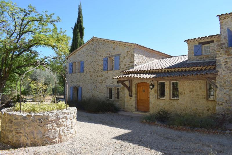 Deluxe sale house / villa Le canton de fayence 2100000€ - Picture 9