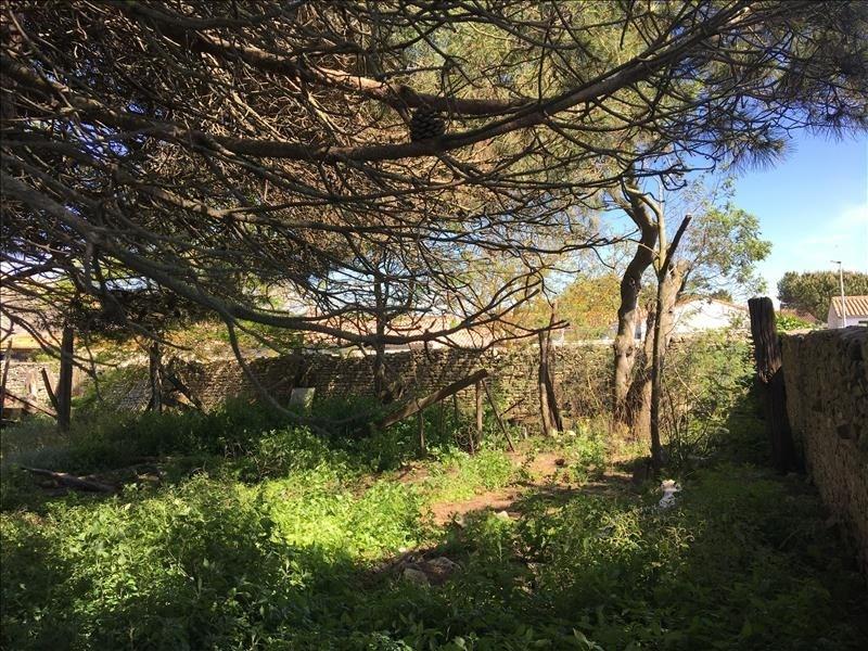 Venta  terreno Sainte marie de re 420000€ - Fotografía 2