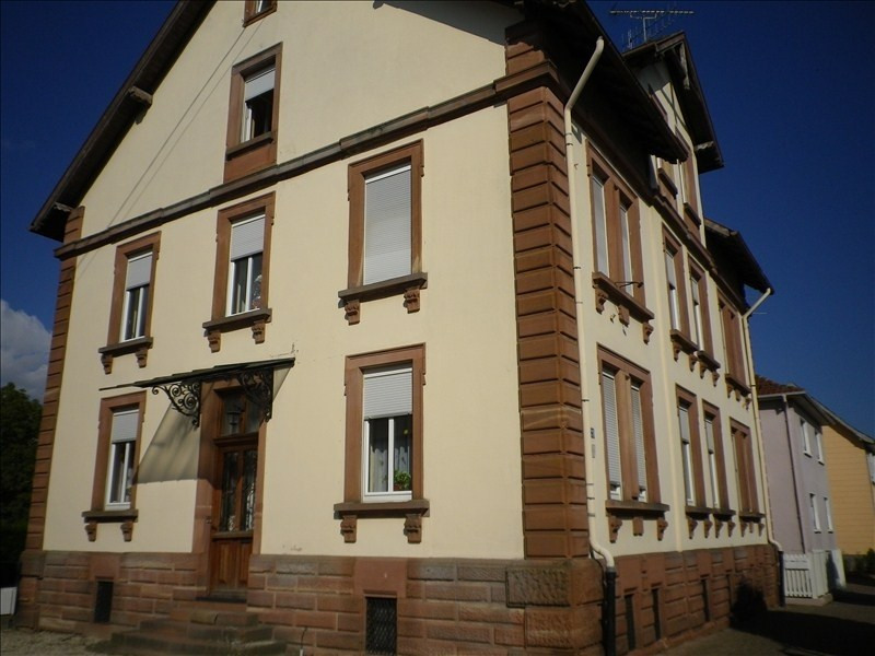 Rental apartment Reichshoffen 460€ CC - Picture 5