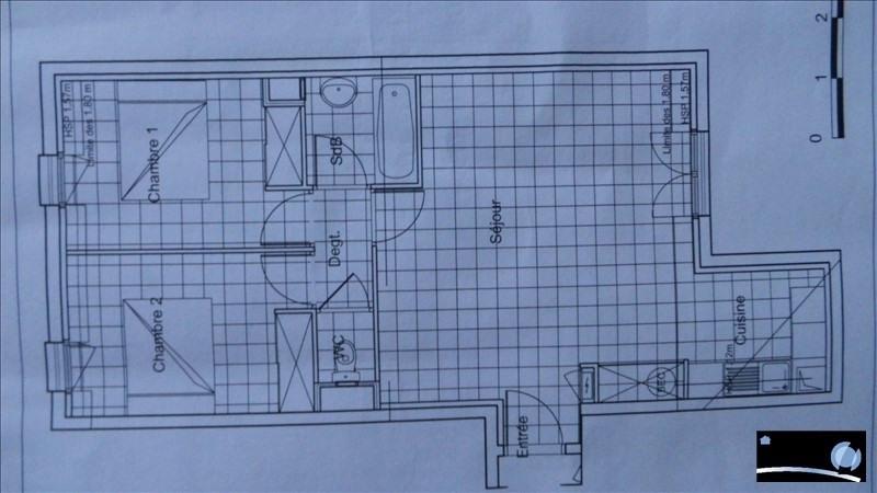Vente appartement La ferte sous jouarre 161500€ - Photo 5