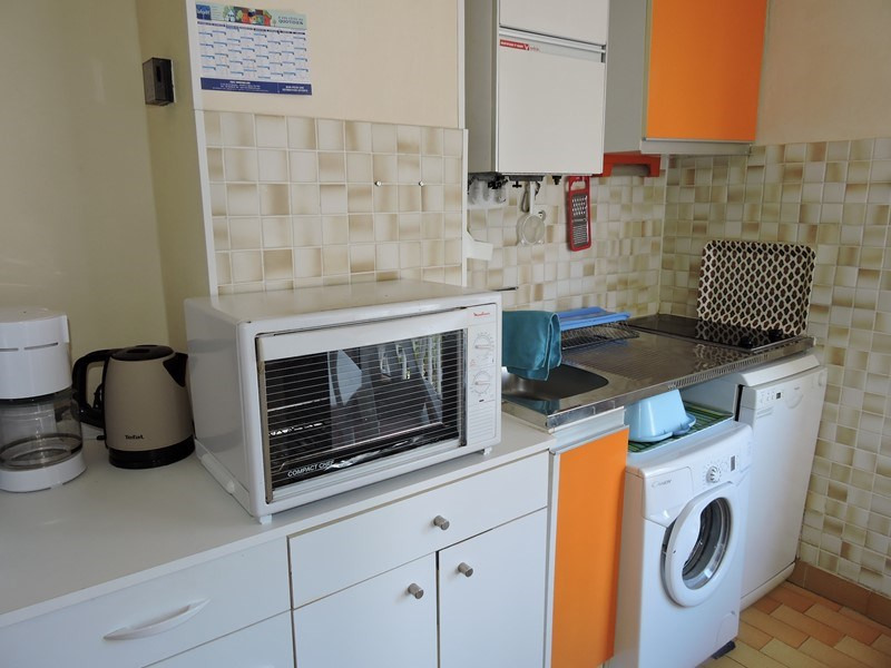 Location vacances appartement La grande motte 455€ - Photo 4