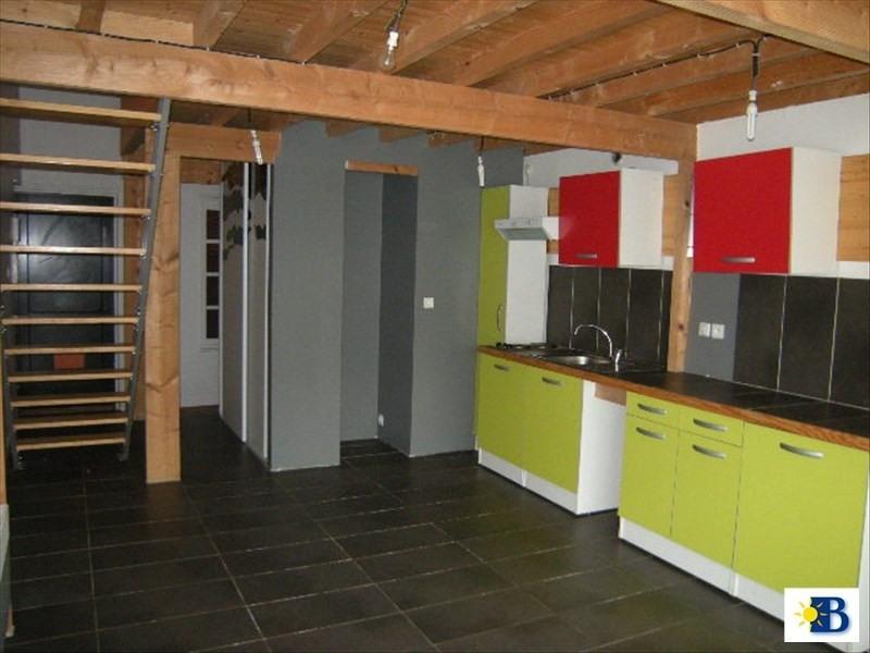 Vente maison / villa Chatellerault 60000€ - Photo 2