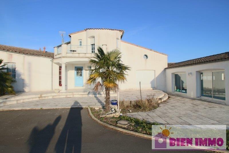 Vente maison / villa St sulpice de royan 496800€ - Photo 2