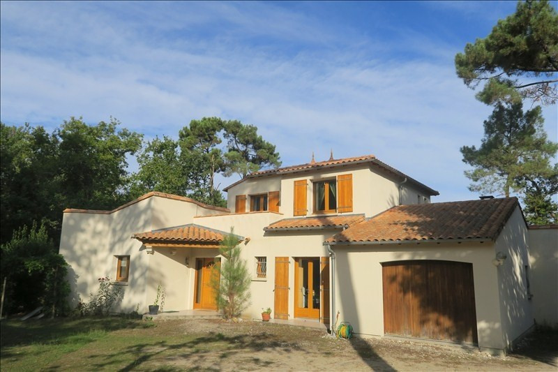 Vente maison / villa La tremblade 549 500€ - Photo 1