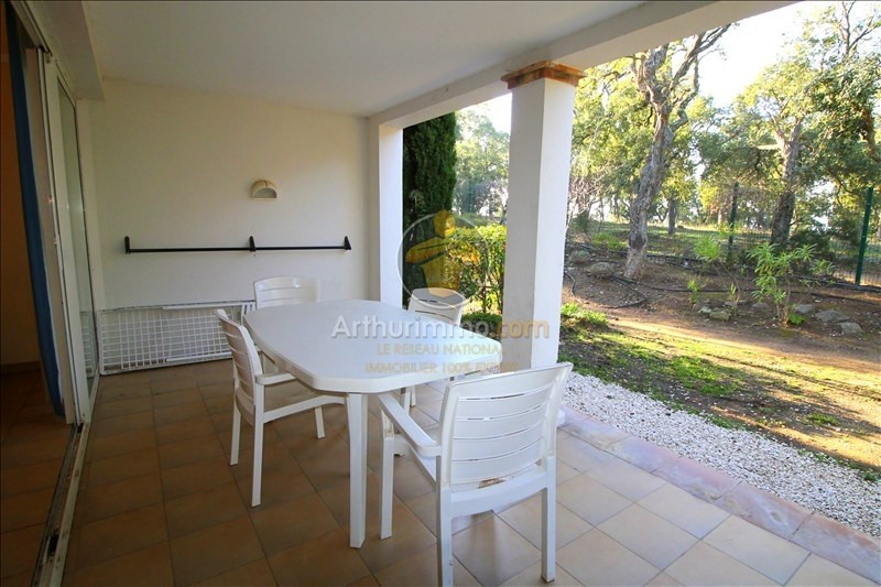 Sale apartment Grimaud 172 500€ - Picture 3