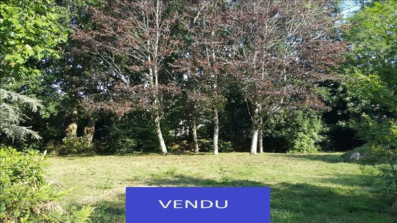 Vente terrain Fouesnant 149802€ - Photo 1