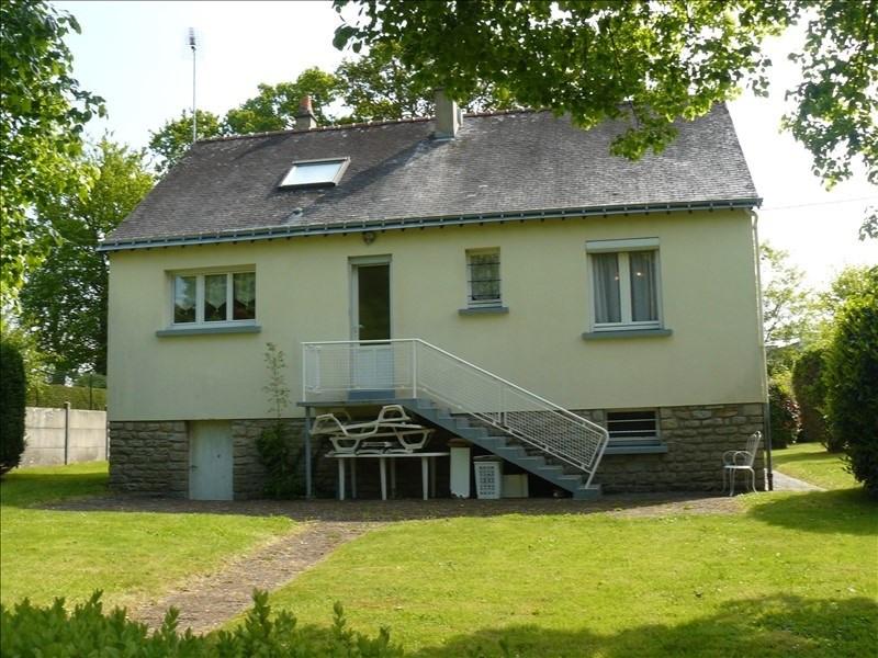 Sale house / villa Josselin 116600€ - Picture 1