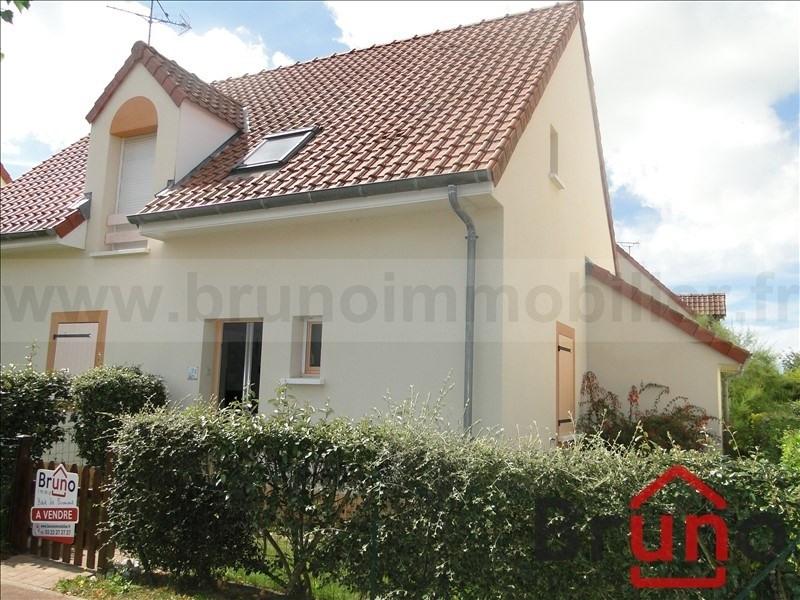 Venta  casa Le crotoy 173200€ - Fotografía 1