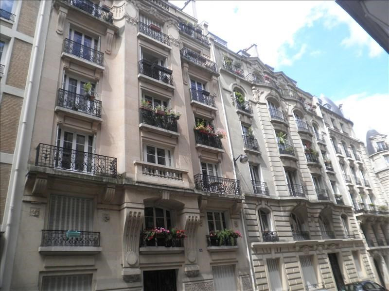 Vente appartement Paris 18ème 278200€ - Photo 1