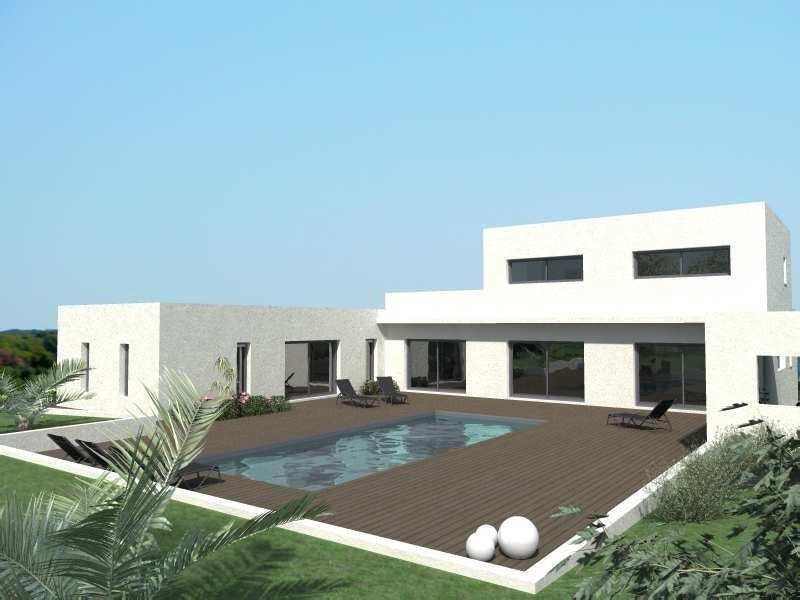 Maison  5 pièces + Terrain 1200 m² Montferrier-sur-Lez par Domitia Construction