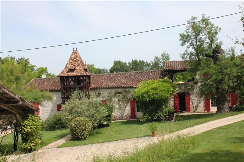 Vente de prestige maison / villa Villeneuve sur lot 430500€ - Photo 1