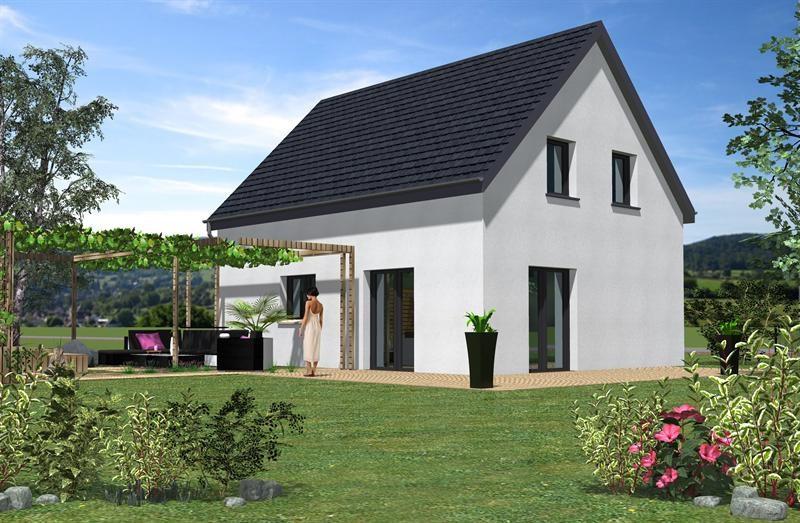 Maison  5 pièces + Terrain 450 m² Andolsheim (68280) par MAISONS NEO