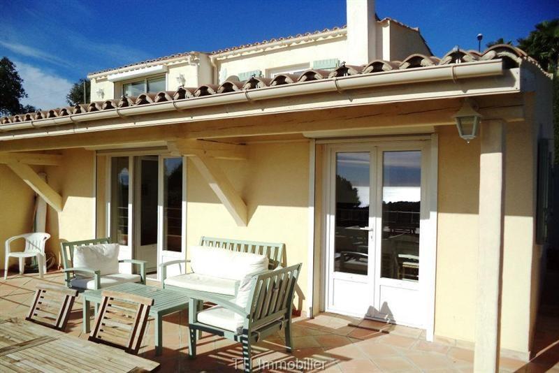 Sale house / villa Les issambres 889000€ - Picture 3