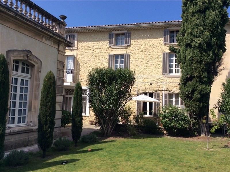Vente maison / villa Carpentras 395000€ - Photo 1