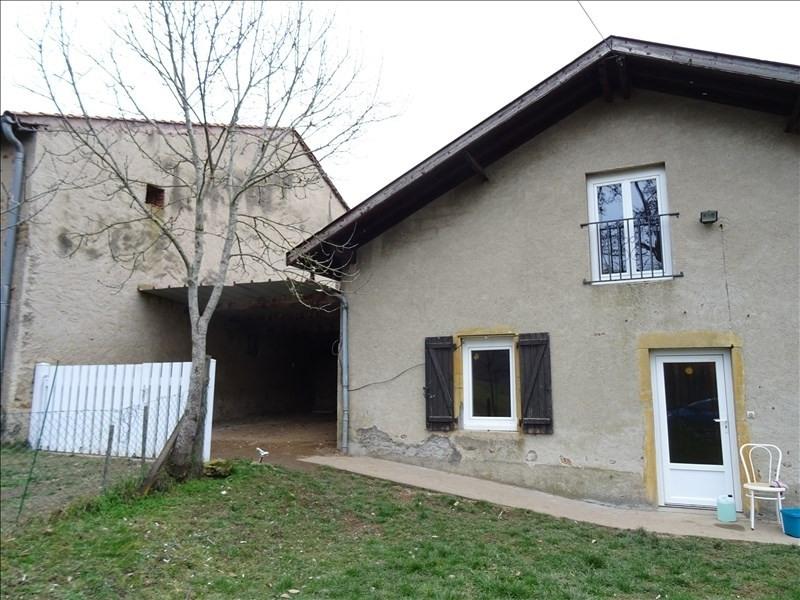 Rental house / villa Vendranges 500€ CC - Picture 1