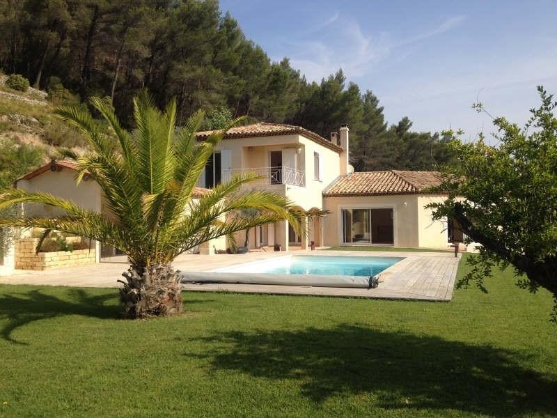 Vente de prestige maison / villa Auriol 940000€ - Photo 1