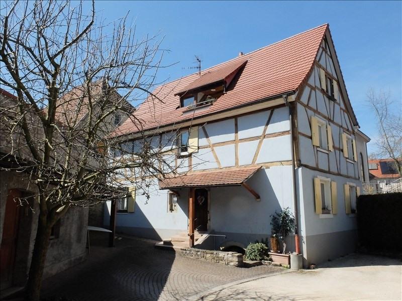 Sale house / villa Riedisheim 470000€ - Picture 1