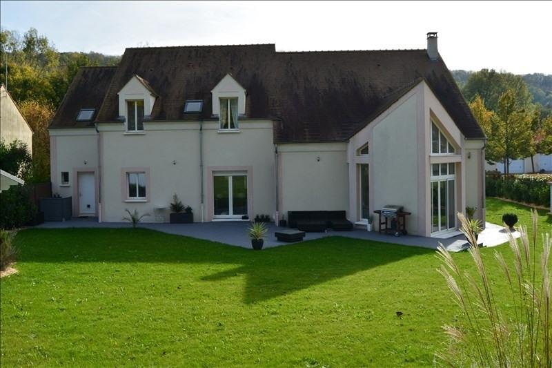 Vente maison / villa Auffreville brasseuil 510000€ - Photo 1